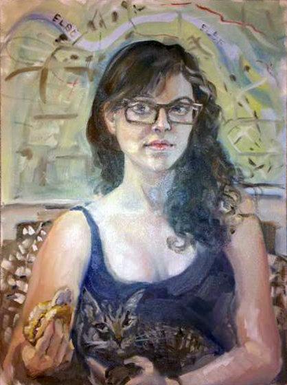 Kaethe Minden by Janet Bruesselbach