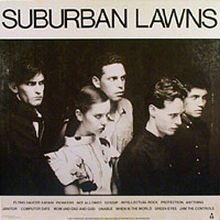 Suburban Lawns album cover