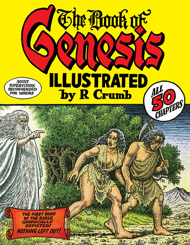 R. Crumb cover