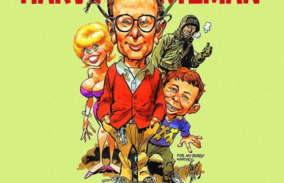 The Comics Journal's Book of Harvey Kurtzman Interviews Is Utterly Essential