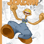Comic Review: Jeremy