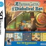 Game Review: Professor Layton & The Diabolical Box