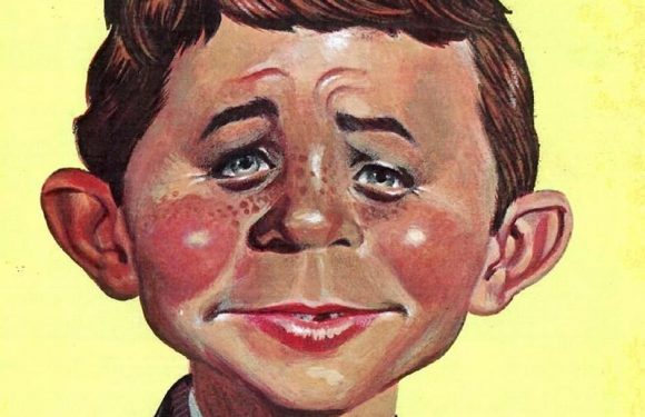 What, Me Funny?: The National Lampoon Mad Parody Deftly Skewers Alfred E. Neuman (Mostly)