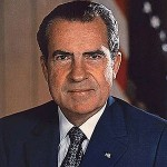 Nixon and Laugh-In