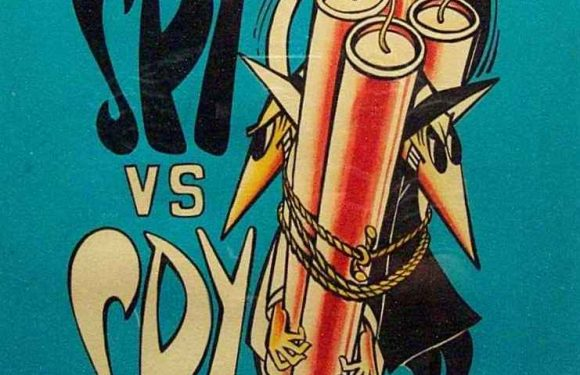 A World Gone Mad: The History of Spy vs. Spy