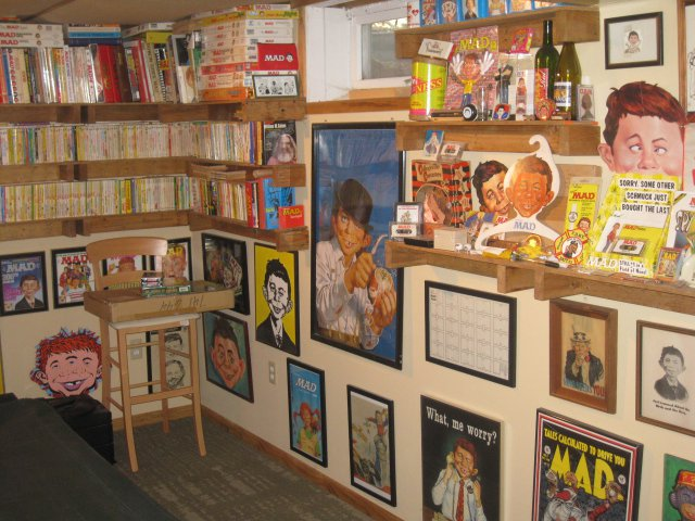 Interview: Tim Johnson, MAD Collector
