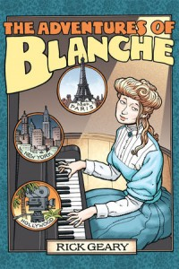 The Adventures of Blanche cover