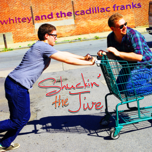 cover of Shuckin' the Jive