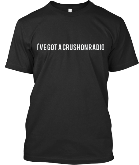 Crush On Radio Tee