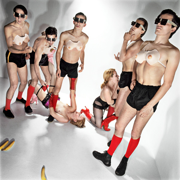 Cover of Hardcore DEVO (reissue)
