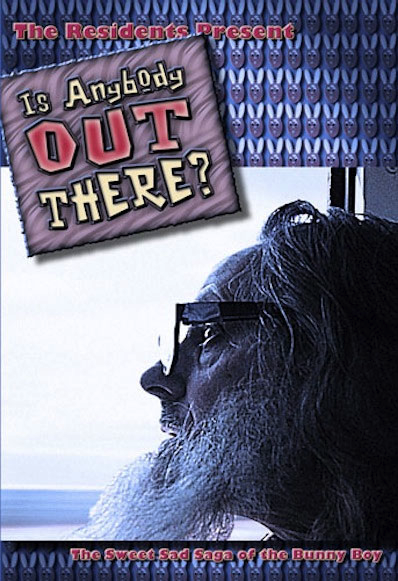 The cover of Is Anybody Out There on DVD