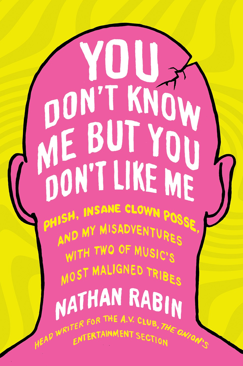"Cover of ""You Don't Know Me But You Don't Like Me"""