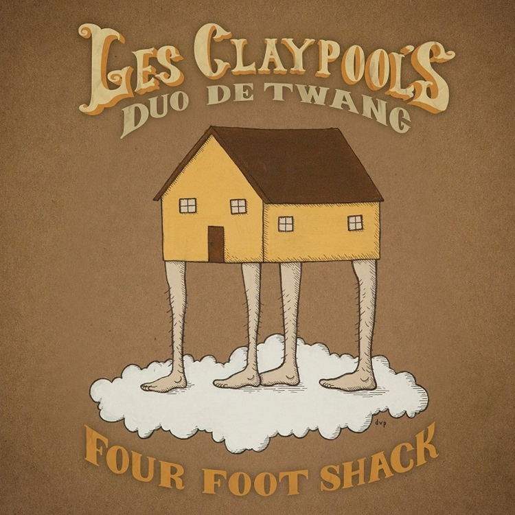 Cover of Four Foot Shack