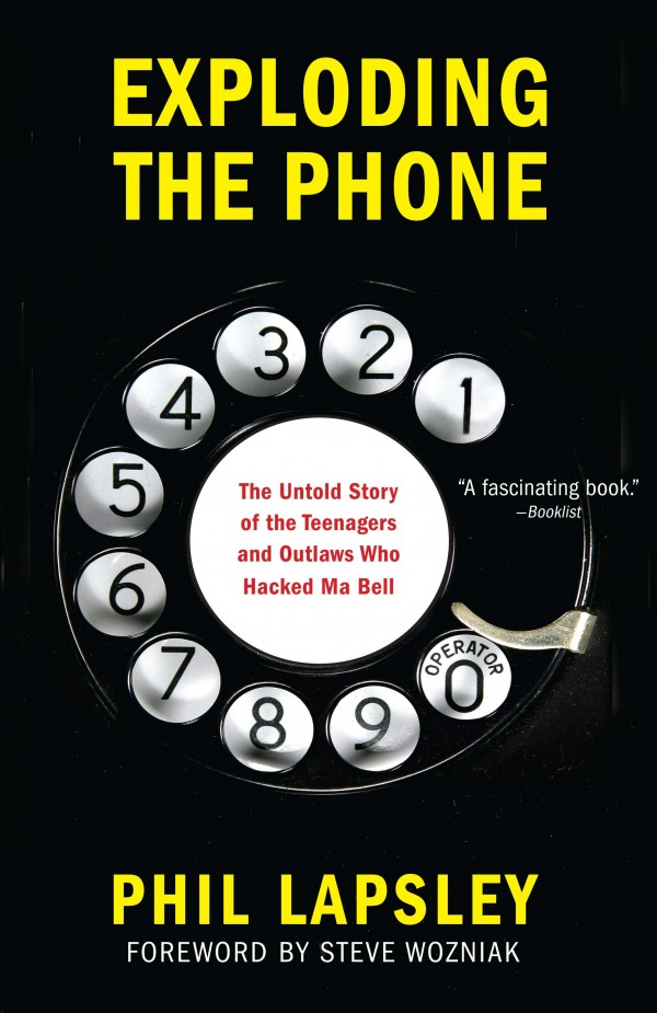 Cover of Exploding The Phone