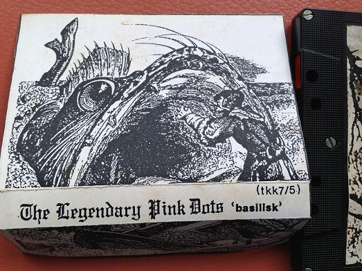 Basilisk (Terminal Kaleidoscope 1985 Cassette Version)
