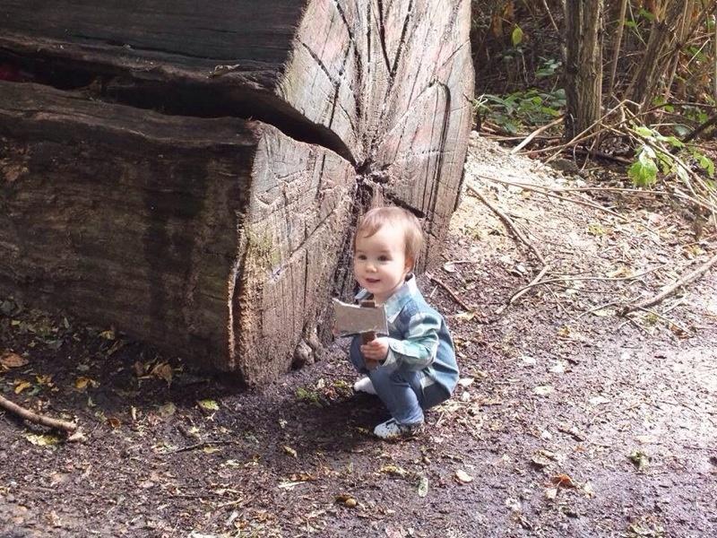Nora, a non-shitty baby. (Photo by Jenny Byfield)