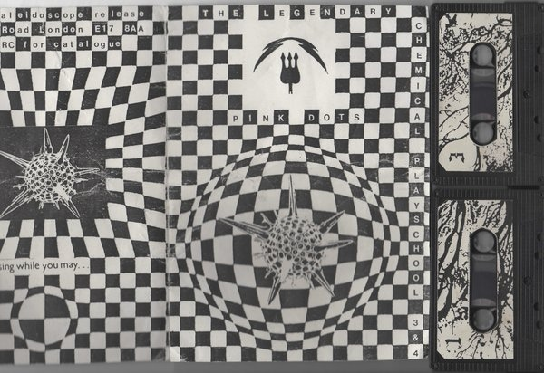1985 Terminal Kaleidoscope Cassette Release
