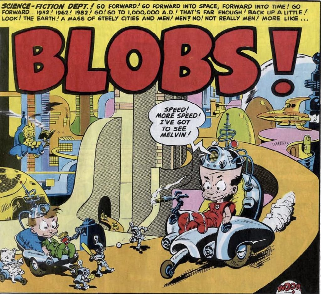 blobs! mad #1