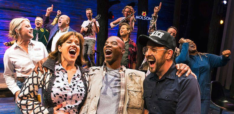 Come From Away Is the Uplifting Musical We Need Right Now