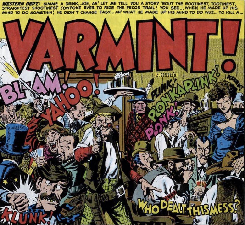 varmint! mad #1