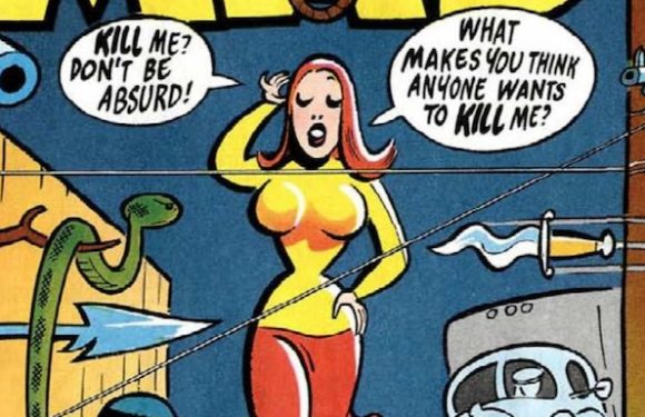 With a Little Help From Superduperman, Mad #4 Was the Fledgling Comic's Breakout Issue