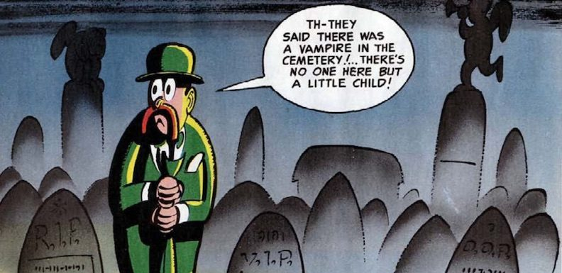 Though Overall a Step Backward, Mad #3 Does Feature a Classic Story in 'V-Vampires!'