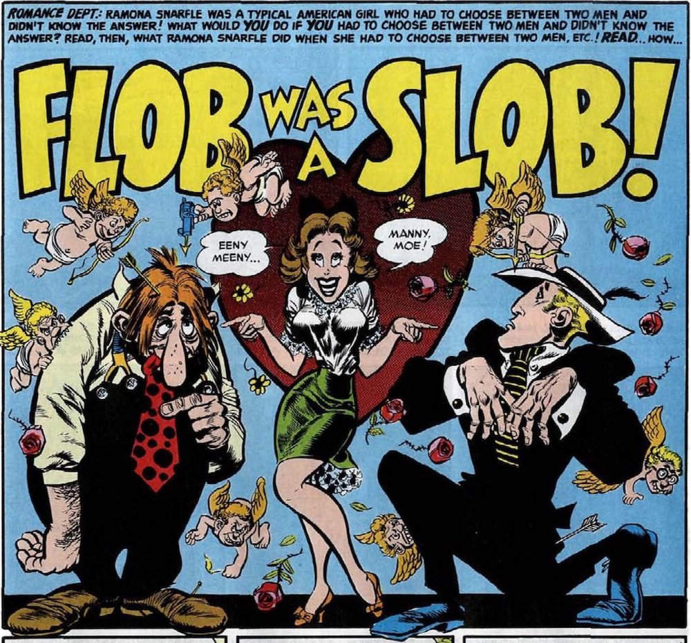 Mad #4 Flob Was a Slob!