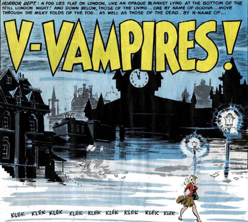 v-vampires! Mad #3