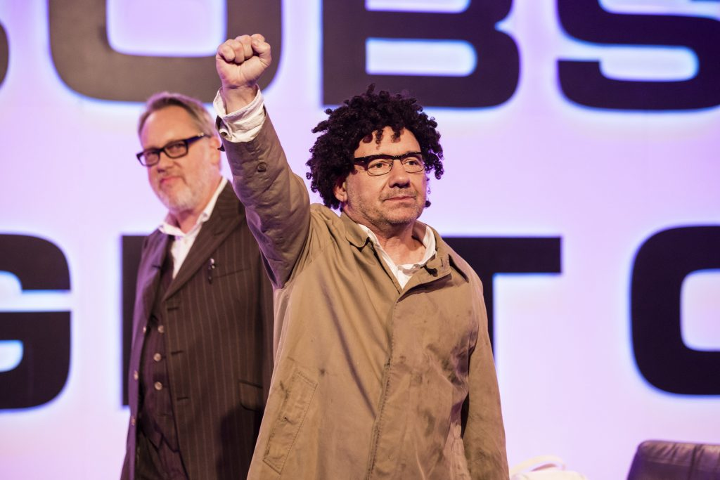 vic and bob's big night out lister