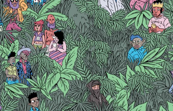 Ben Passmore's 'Your Black Friend and Other Strangers' Is a Must-Read Collection