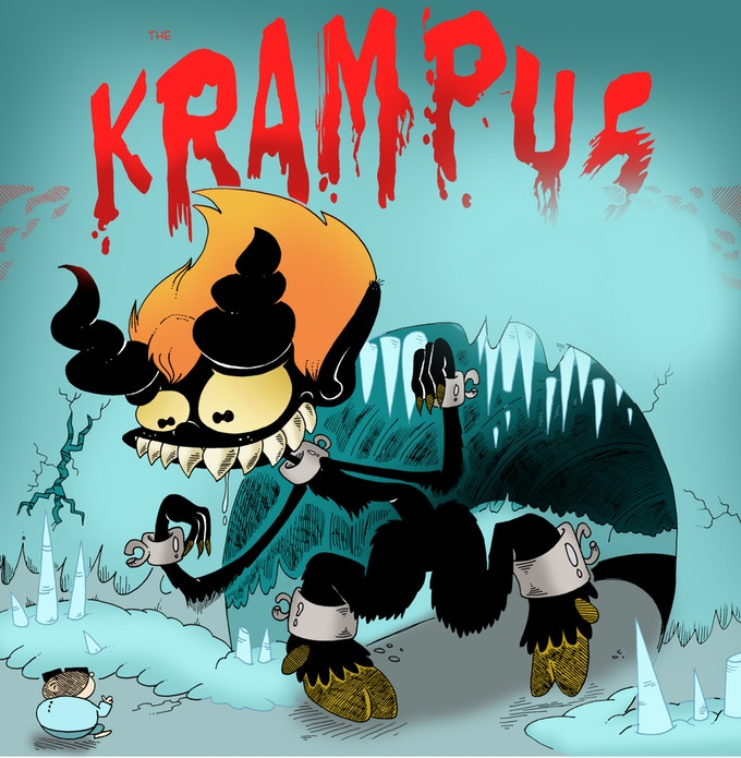 krampus firebrat mike rosen