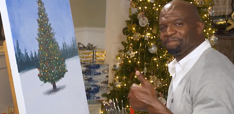 'A Very Terry Christmas' Is the Shot of Niceness on TV We Need Right Now