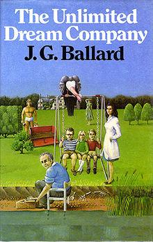 shadow weaver jg ballard unlimited dream company