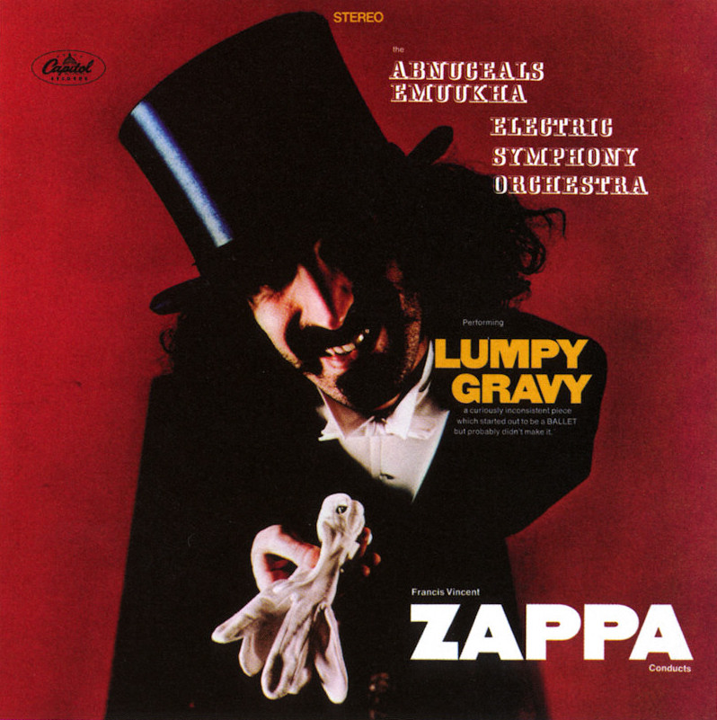 Lumpy Gravy Capitol