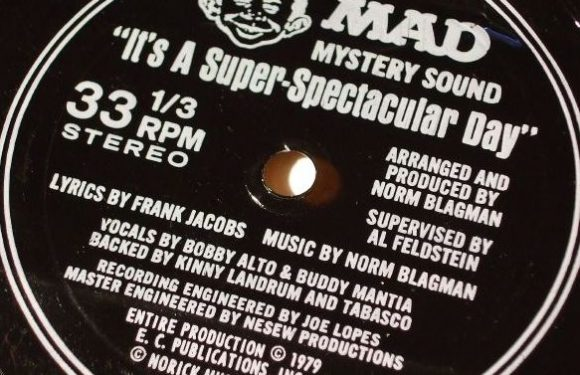 A MAD Look at MAD Music