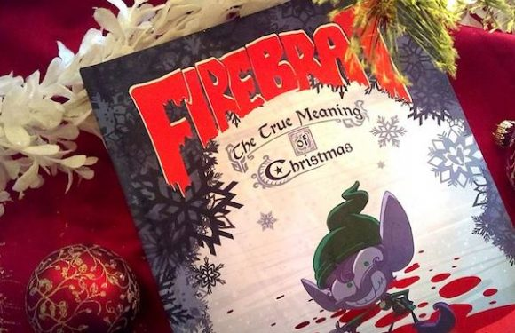 Mike Rosen's 'Firebrat' Delves Into Christmas Lore For a Compelling Horror Tale For All Ages
