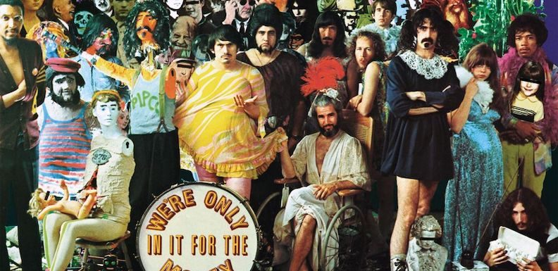 'We're Only In It For the Money' Is Frank Zappa's Delightfully Ugly Take on 'Sgt. Pepper'