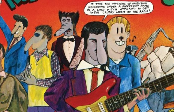 'Cruising With Ruben & the Jets' Is Zappa's Reverently Satirical Take on the 1950s