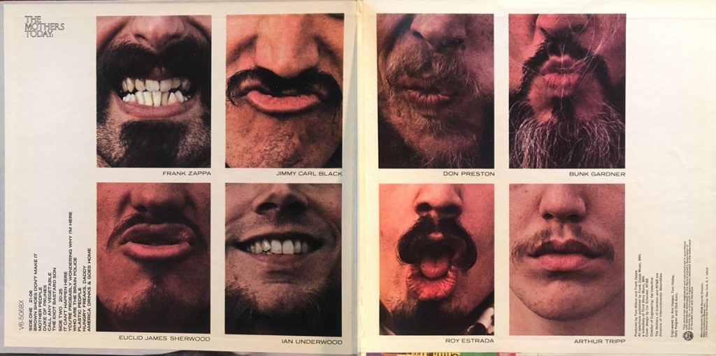 mothermania gatefold chins