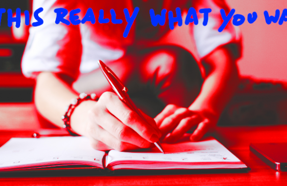 So You Think You're a Writer?